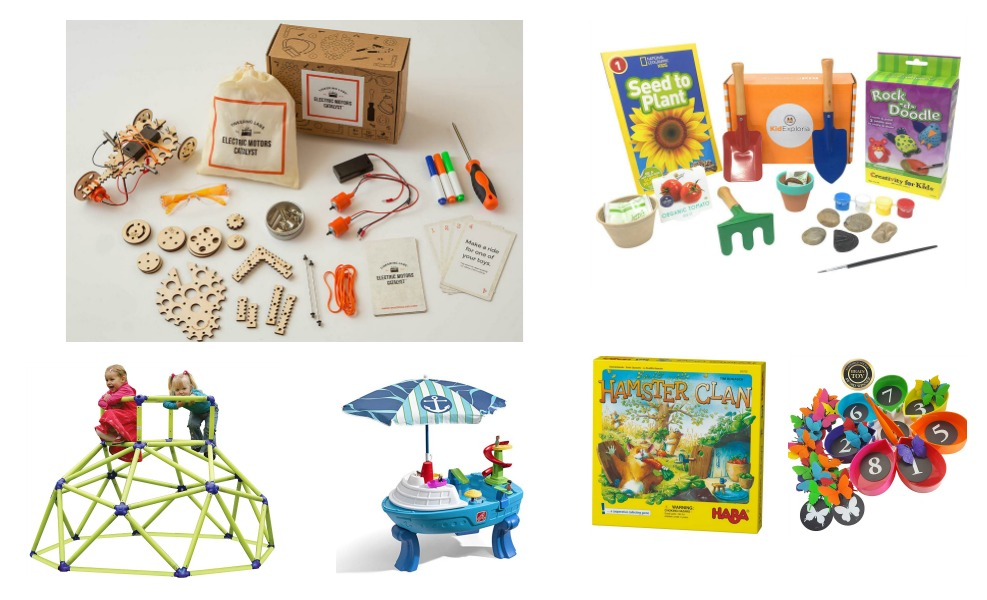 These are the top 10 Montessori toys for summer kids will love all year long!