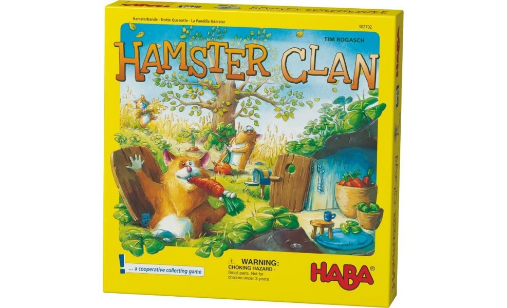 This Hamster Clan game gives cooperative play a new meaning