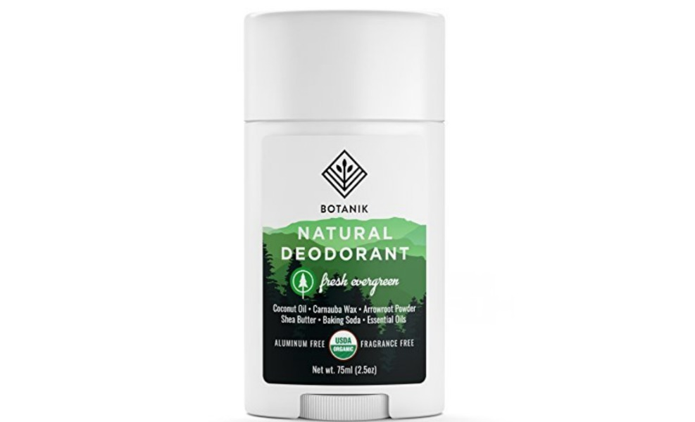 Botanik is a great men's natural deodorant that really works