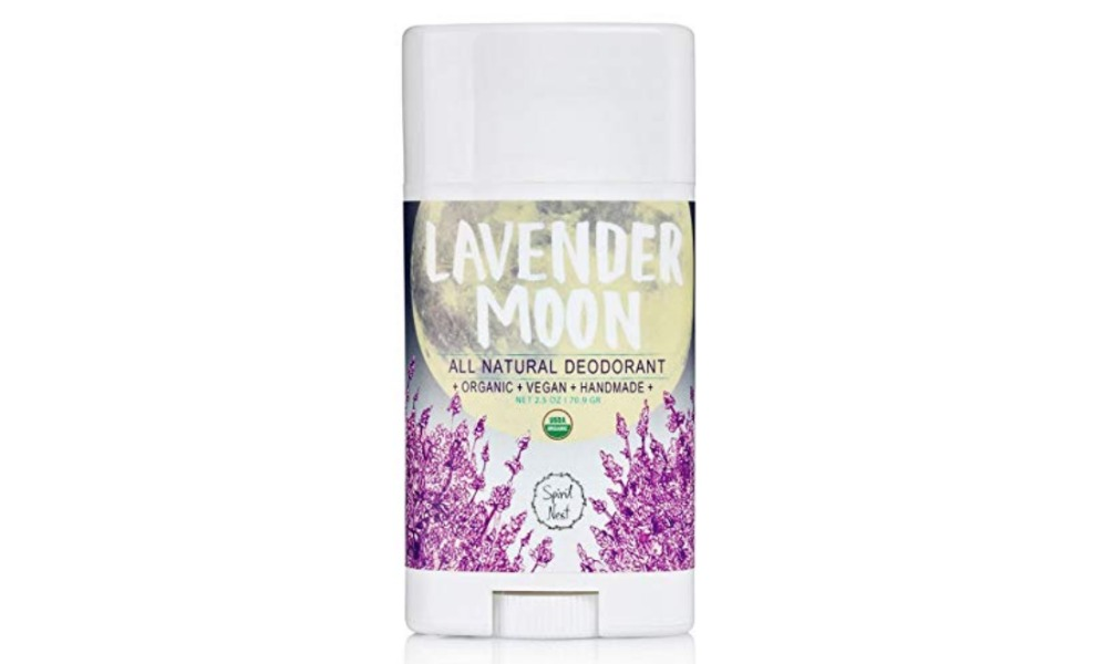 Lavender moon leaves you fresh smelling