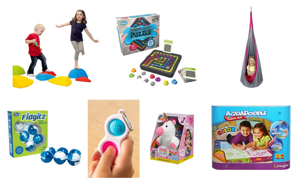 These are the top 10 Sensory toys for kids we've found