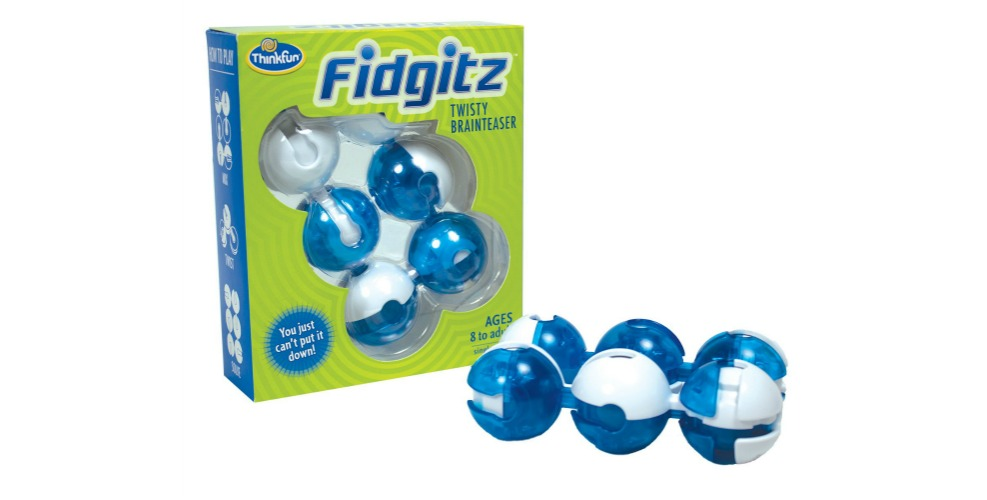 This fidgitz toy is a great sensory toy for kids