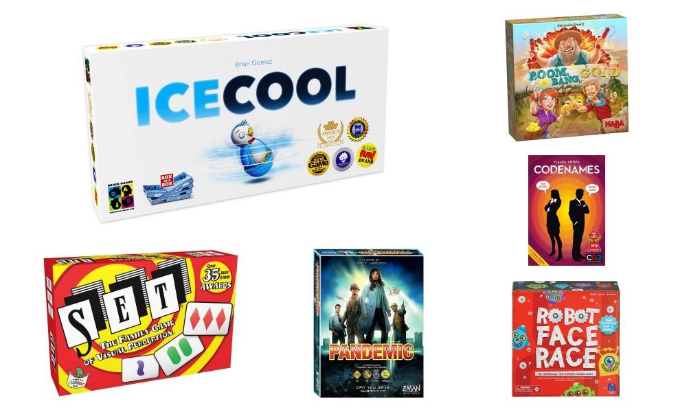 Top 10 Winter Board Games For Family Fun