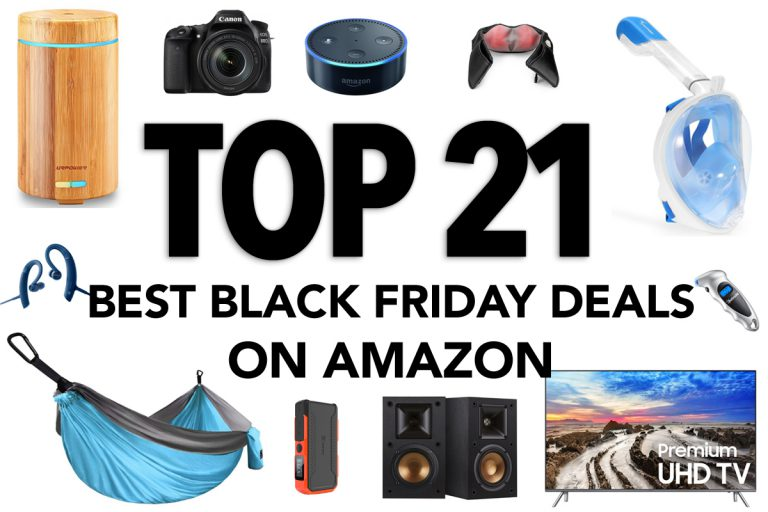 We scoured Amazon.com for all the best Black Friday deals.