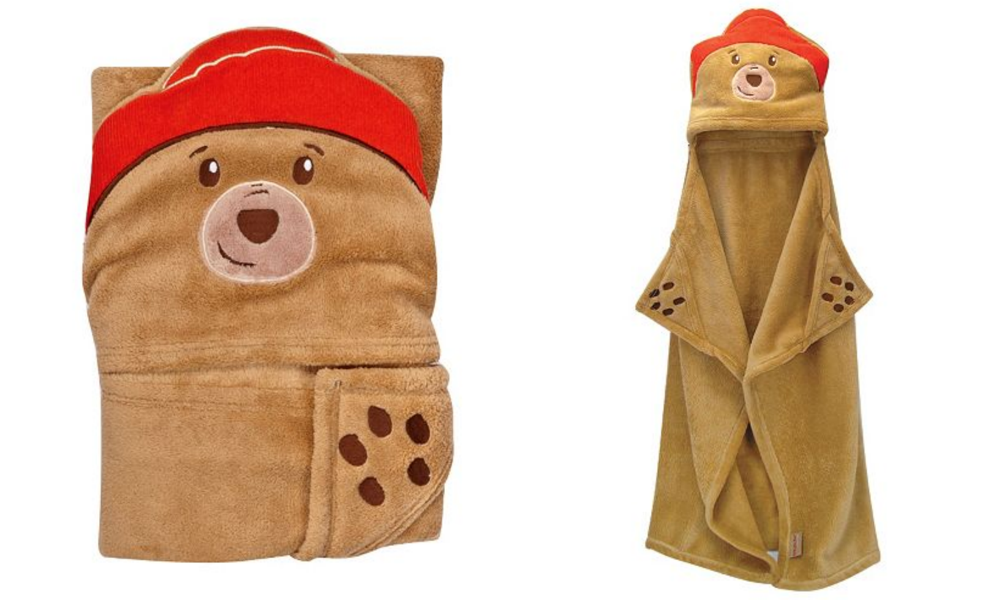 Paddinton Bear Blankies will be a hit for your little to snuggle up in!