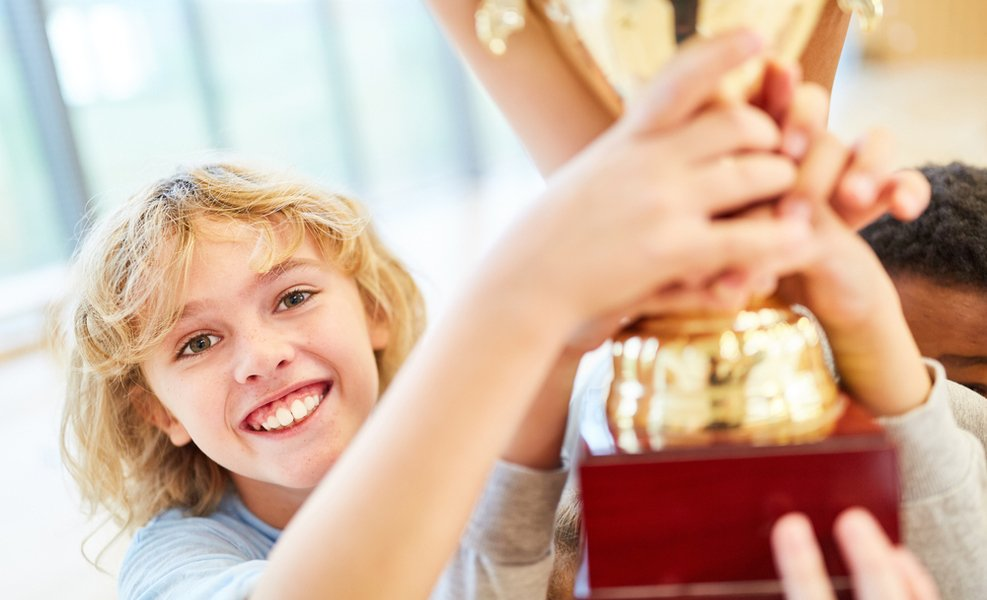 Trophy Kids and the Cycle of Artificial Self-Esteem