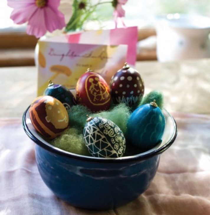 Eco Friendly Easter Baskets