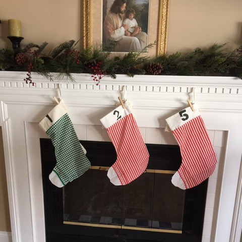 Family traditions for Christmas stockings