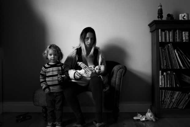 "New Documentary Project Asks, ""What Does Breastfeeding Look Like?"""