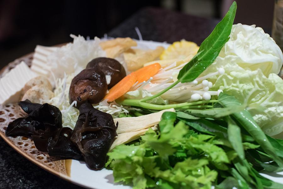 Vegetable Sukiyaki Recipe