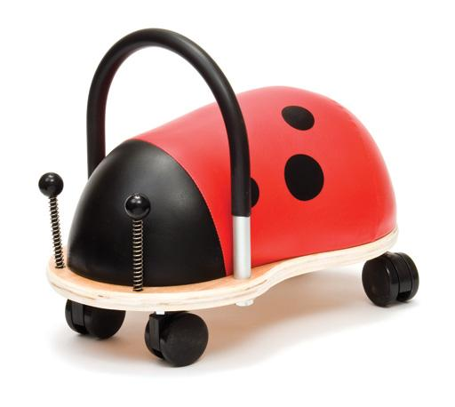 Image of: Wheely Bug Ride-on