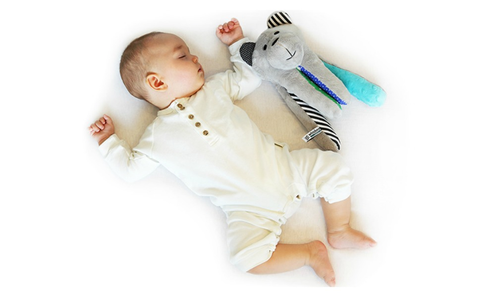 Whisbear is a humming teddy that helps your little one sleep soundly. Just ask Princess Kate!