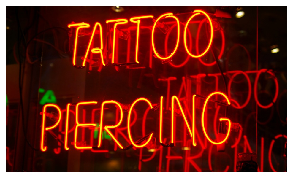 Why you should pierce your child's ears at a tattoo parlor