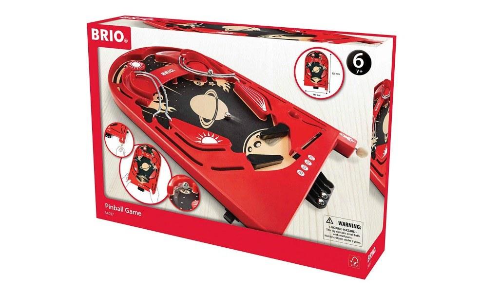 Brio brings arcade fun screen-free for families