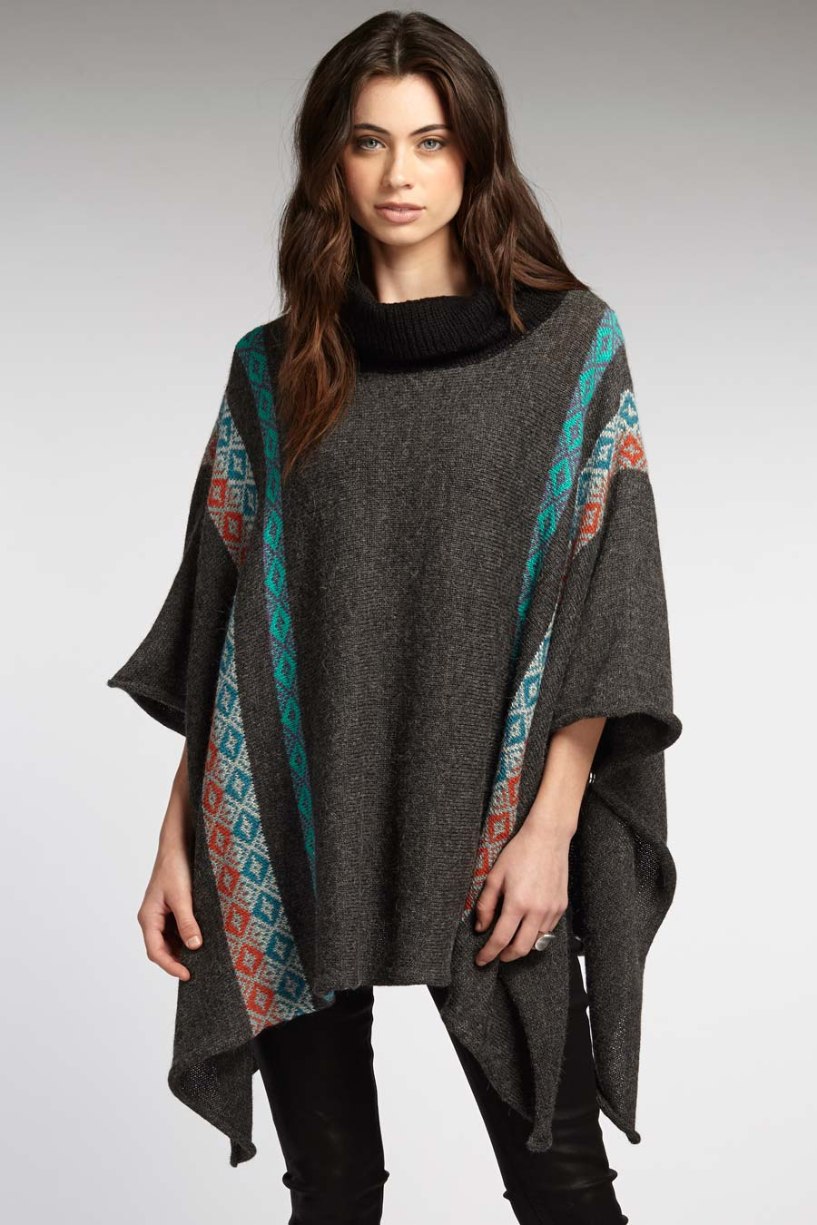 womens-ponchos-gray-knit-alpaca-fair-isle-poncho-fair-trade-gift-ethical-fashion-2