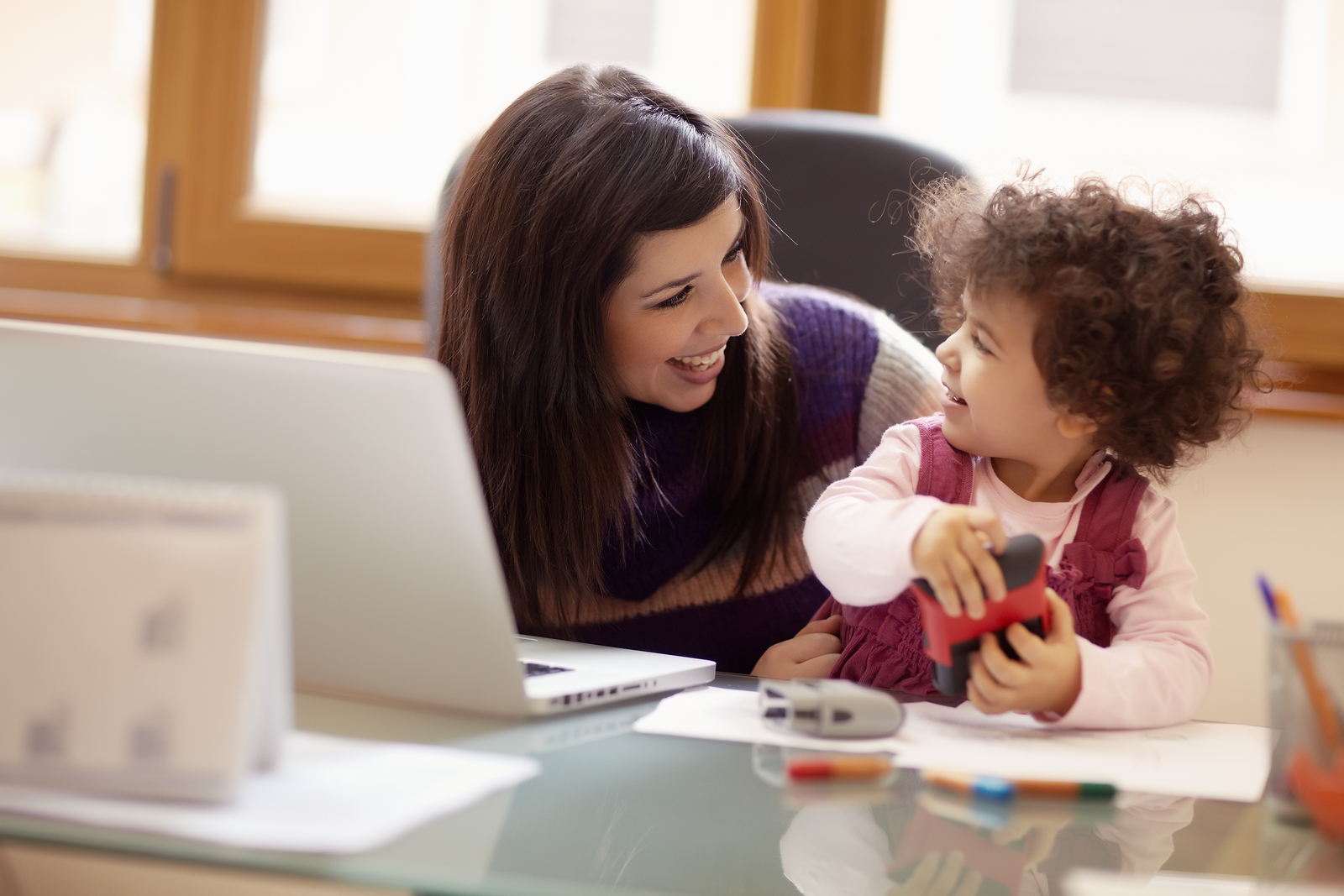 3 Tips to be a Successful 'Flex Mom'