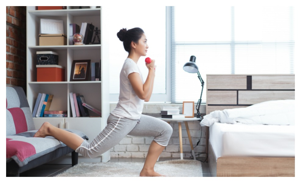 Workouts you can do at home