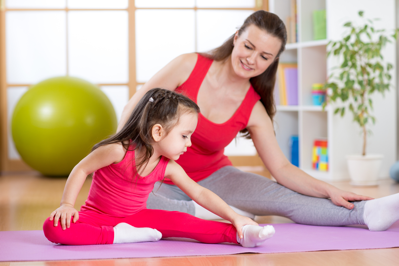5 Resources to Help Your Child Practice Yoga