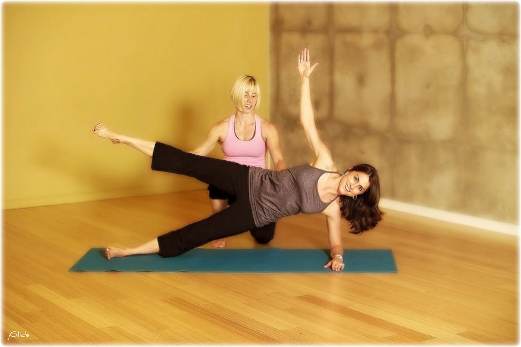 Yoga-Coaching