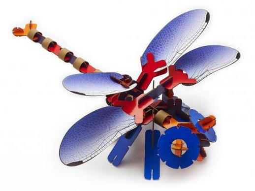 Image of: YOXOBug Dragonfly Construction Kit