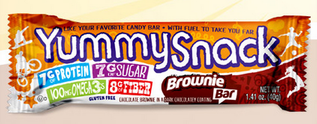 YummySnack Bars Review: A Healthier Alternative to Candy and Treats