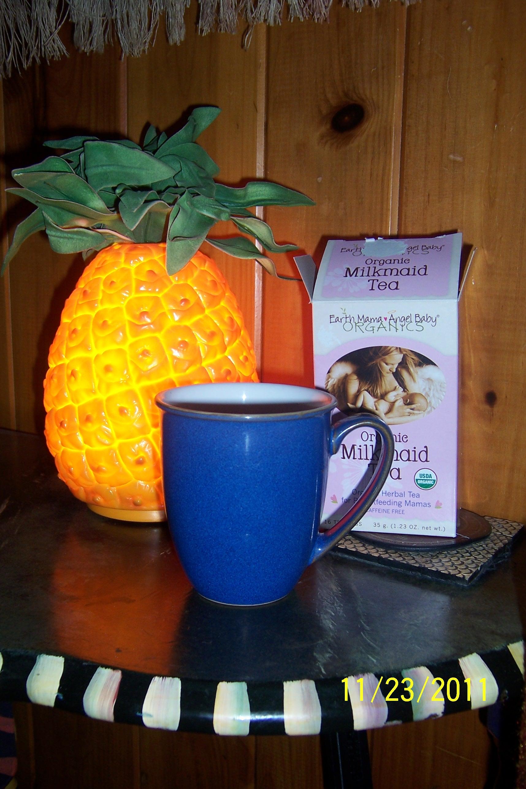 milkmaid tea
