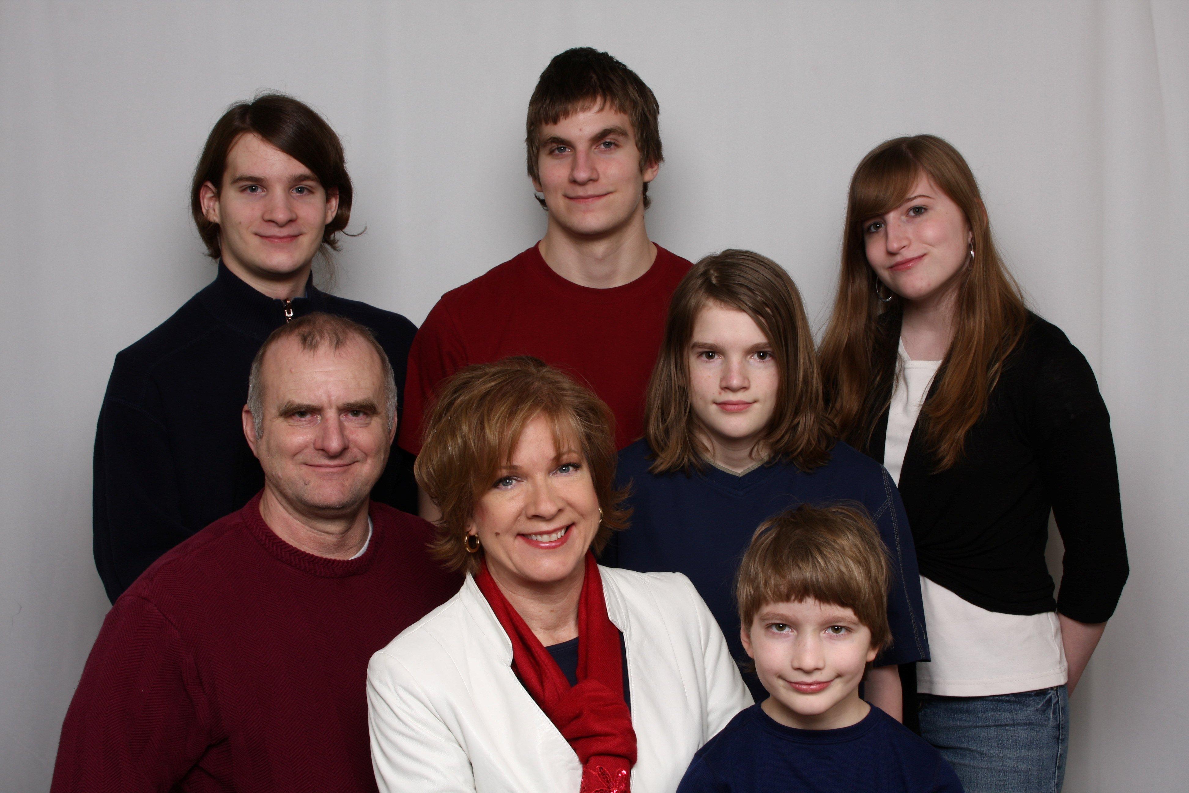 Arnall family2011.jpg