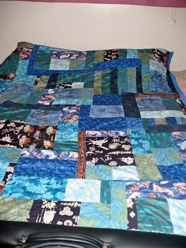 Fletcher's quilt 2010