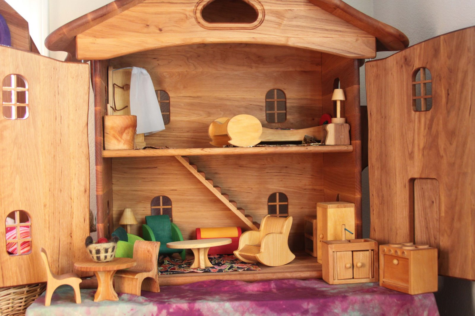 Dolls And Furniture To Fit Drewart House Mothering Forums